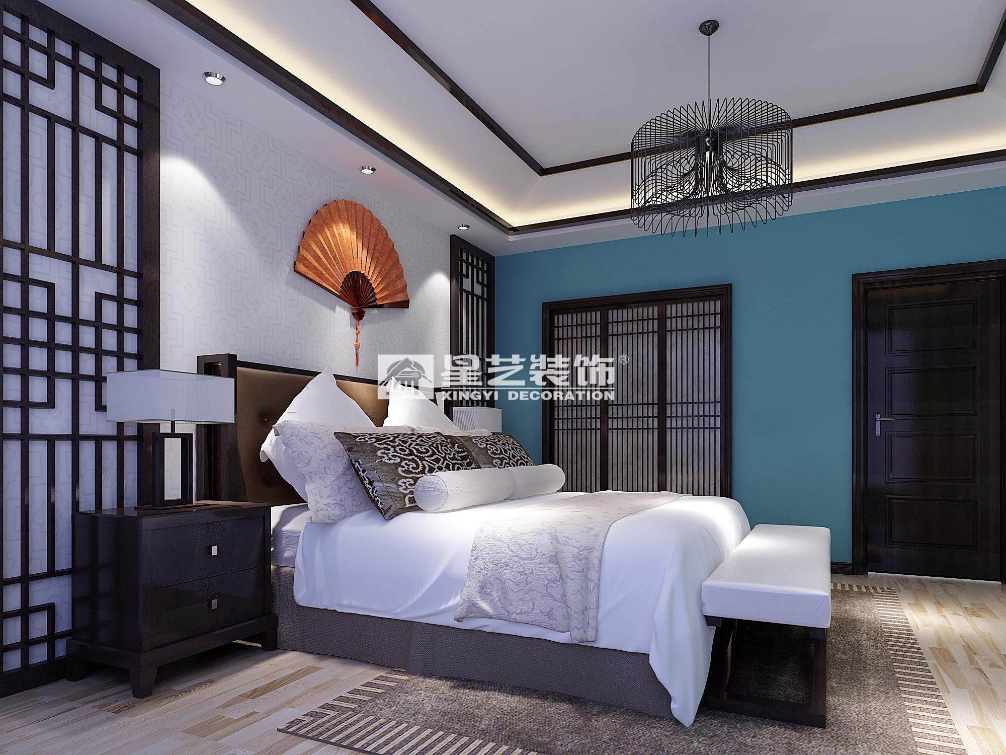 面积:130平米 所在楼盘:南充蓝光coco香江 工程造价:9w 装修用材:木纹