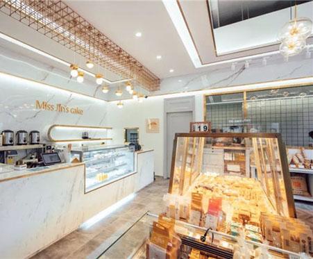星设计·153期   这个蛋糕店的设计,真好看!!!