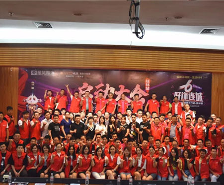 高能预警丨这些人聚在一起,正在做一件轰动桂林的事!