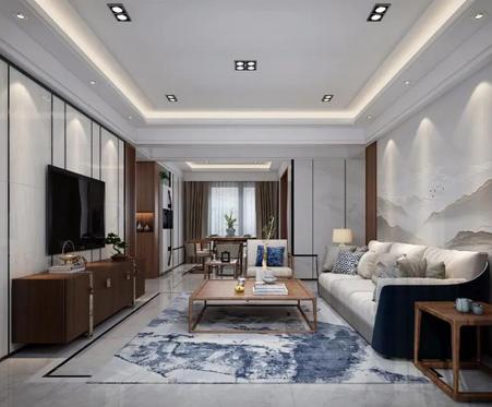 星设计·171期 | 这样的新中式家设计,让生活更有韵味