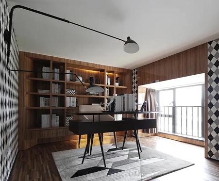 星設計 | 一個書房的設計,一個有書的家……