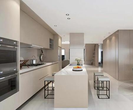 星设计 | 开放式厨房,既实用又好看……